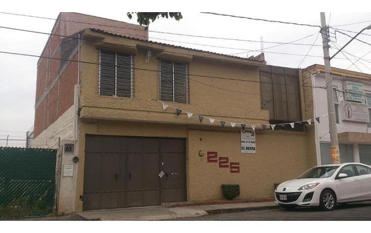 Foto de casa en renta en  , electricistas, morelia, michoac?n de ocampo, 1864782 No. 01