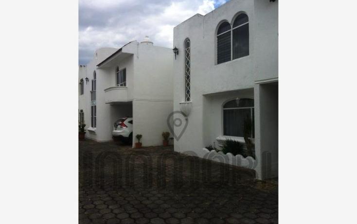 Foto de casa en venta en  , electricistas, morelia, michoac?n de ocampo, 839179 No. 01