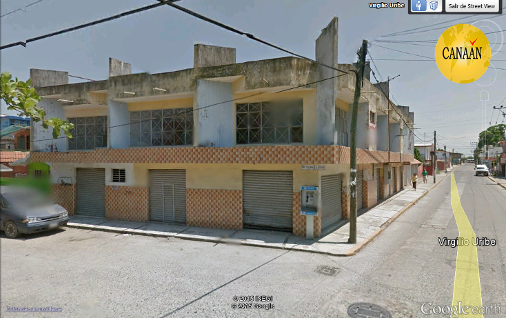Foto de edificio en renta en  , electricistas, tuxpan, veracruz de ignacio de la llave, 1114717 No. 01