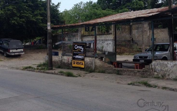 Foto de terreno habitacional en renta en  , electricistas, tuxpan, veracruz de ignacio de la llave, 1865048 No. 01