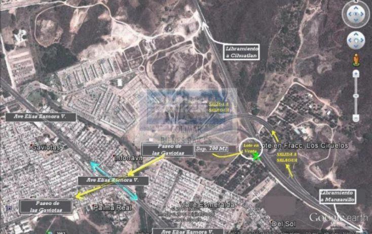 Foto de terreno habitacional en venta en, elías zamora verduzco, manzanillo, colima, 1840080 no 01