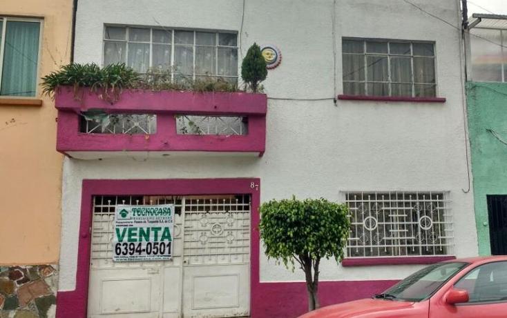 Foto de casa en venta en elvira 87, nativitas, benito juárez, distrito federal, 0 No. 01
