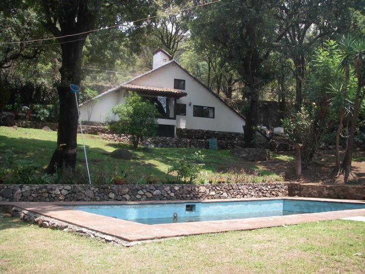 Foto de terreno habitacional en venta en  1, santa maría ahuacatitlán, cuernavaca, morelos, 220969 No. 02