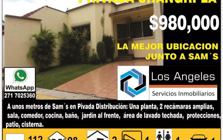 Foto de casa en venta en, emaus, córdoba, veracruz, 1539714 no 01