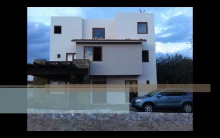 Foto de casa en renta en embarcadero 2, desarrollo las ventanas, san miguel de allende, guanajuato, 1222059 No. 01