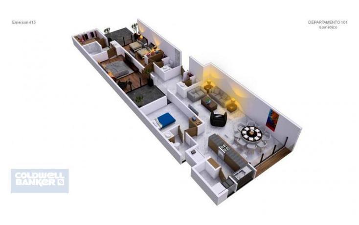 Foto de departamento en venta en emerson 1, polanco v sección, miguel hidalgo, distrito federal, 2452456 No. 06