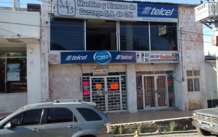 Foto de edificio en venta en emiliano carranza 50, jalisco, el oro, durango, 395491 no 04