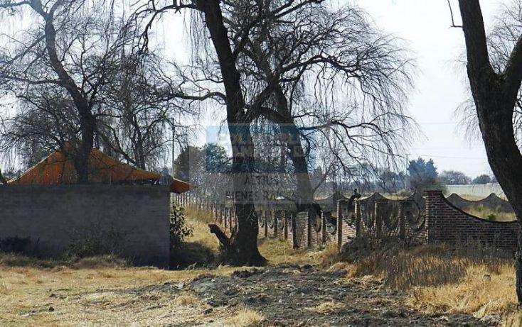 Foto de terreno habitacional en venta en emiliano salazar, san lorenzo coacalco, metepec, estado de méxico, 701012 no 03