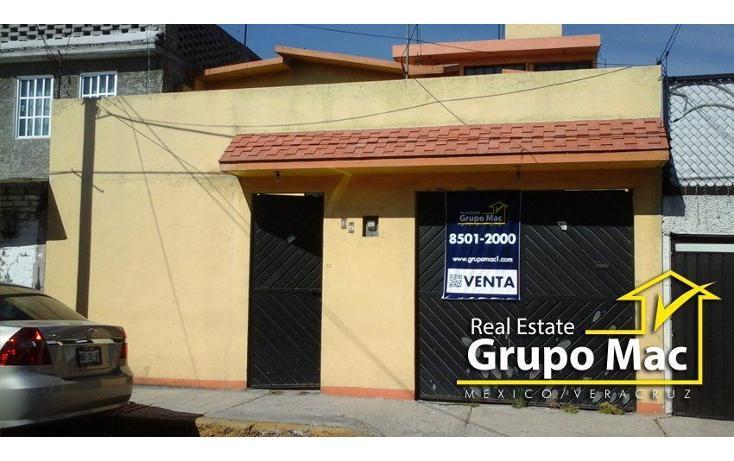 Foto de casa en venta en  , emiliano zapata 1a sección, ecatepec de morelos, méxico, 1417919 No. 01