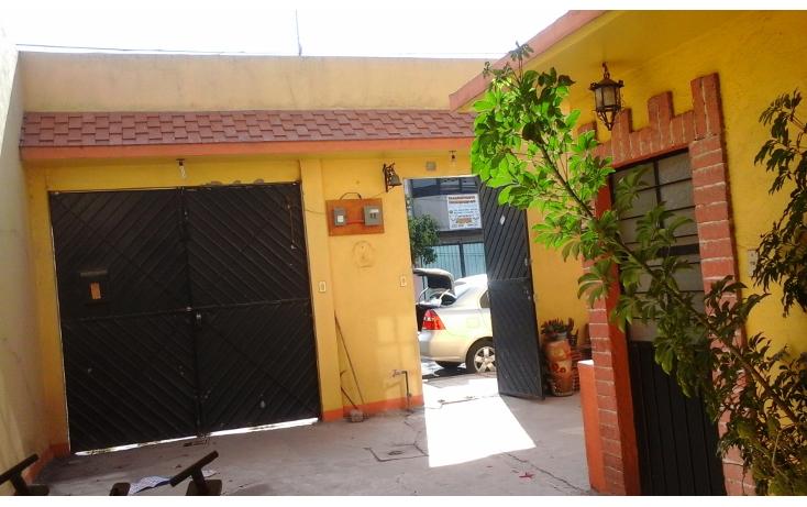 Foto de casa en venta en  , emiliano zapata 1a sección, ecatepec de morelos, méxico, 1417919 No. 02