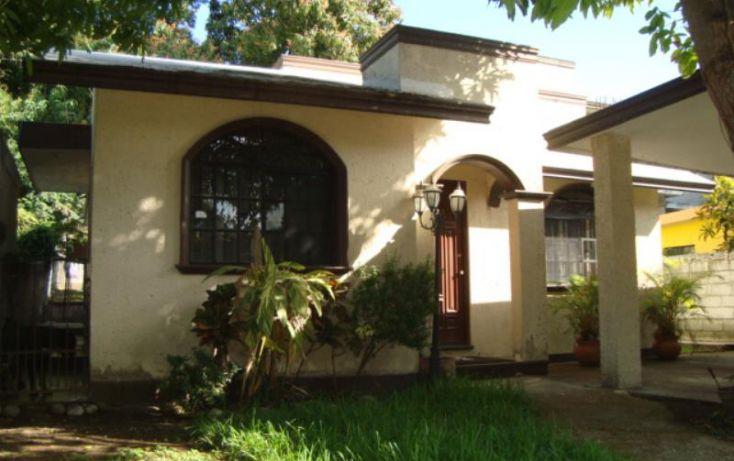 Foto de casa en venta en emiliano zapata 207, tancol, tampico, tamaulipas, 1750846 no 01