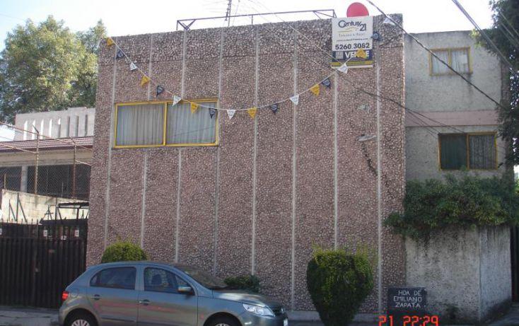 Foto de casa en venta en emiliano zapata, bosque de echegaray, naucalpan de juárez, estado de méxico, 1544476 no 01