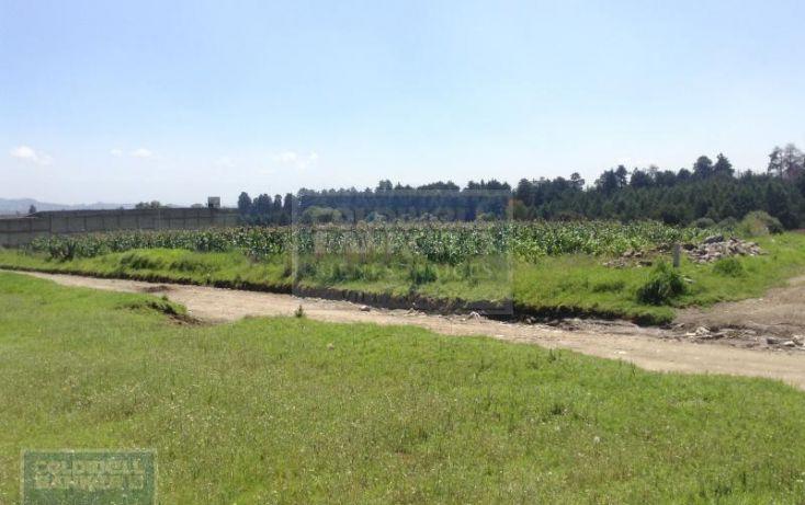 Foto de terreno habitacional en venta en emiliano zapata, cacalomacán centro, toluca, estado de méxico, 1656473 no 02