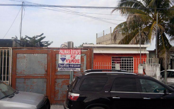 Foto de casa en venta en, emiliano zapata, carmen, campeche, 1630842 no 01