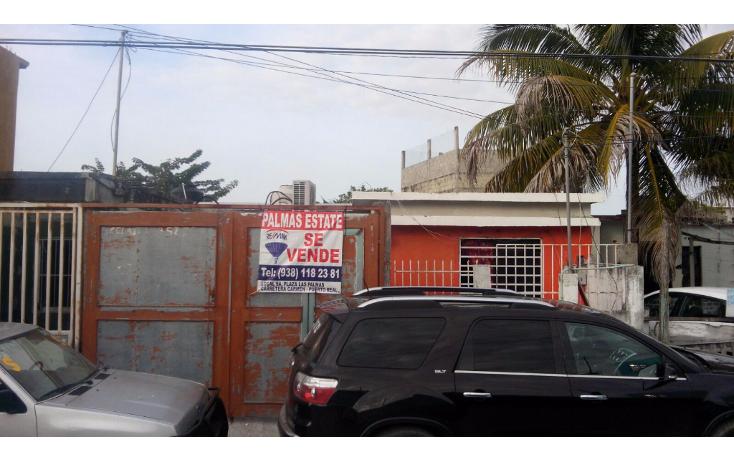 Foto de casa en venta en  , emiliano zapata, carmen, campeche, 1630842 No. 01