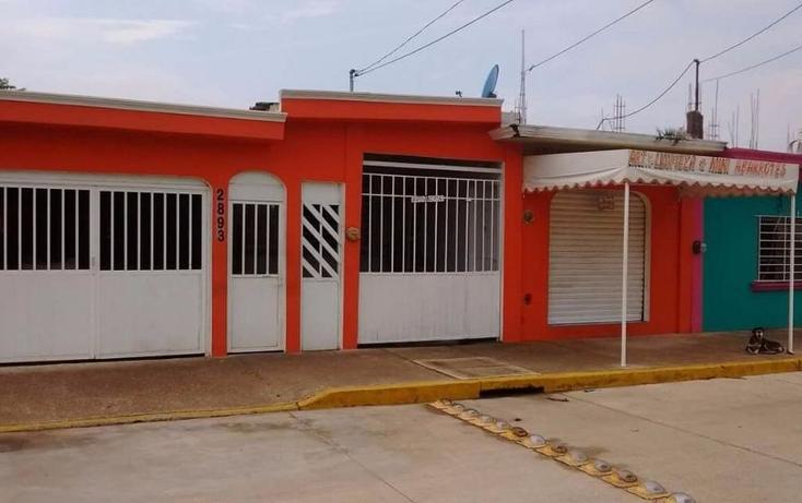 Foto de casa en venta en  , emiliano zapata, coatzacoalcos, veracruz de ignacio de la llave, 2623930 No. 01