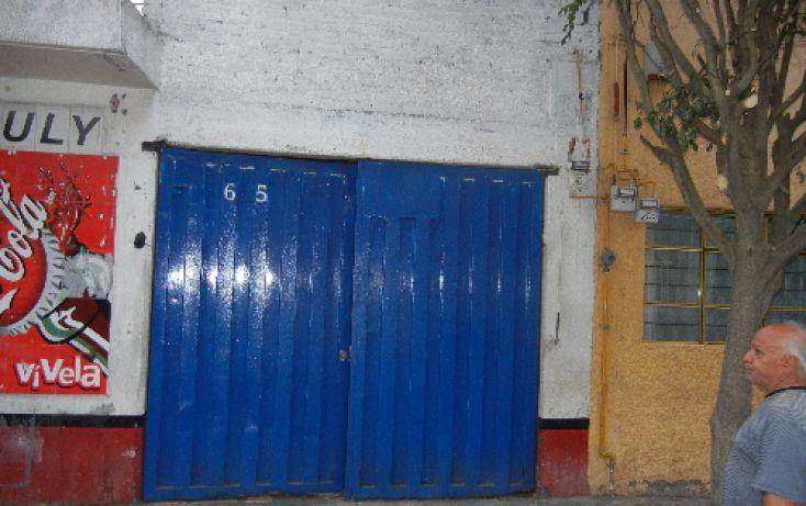 Foto de terreno habitacional en venta en, emiliano zapata, coyoacán, df, 1680926 no 01