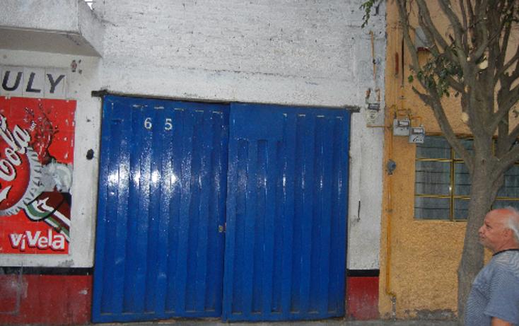 Foto de terreno habitacional en venta en  , emiliano zapata, coyoacán, distrito federal, 1680926 No. 01