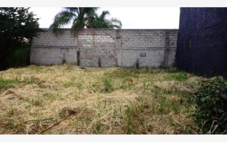 Foto de terreno habitacional en venta en  , emiliano zapata, cuautla, morelos, 1543606 No. 04