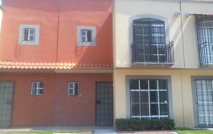 Foto de casa en venta en  , emiliano zapata, cuernavaca, morelos, 990889 No. 01