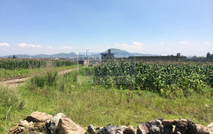 Foto de terreno habitacional en venta en emiliano zapata, del panteón, toluca, estado de méxico, 562806 no 03