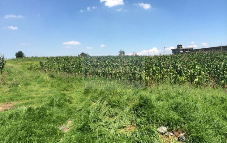 Foto de terreno habitacional en venta en emiliano zapata, del panteón, toluca, estado de méxico, 562806 no 04