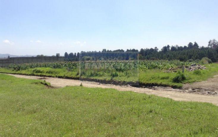 Foto de terreno habitacional en venta en emiliano zapata, del panteón, toluca, estado de méxico, 562806 no 06