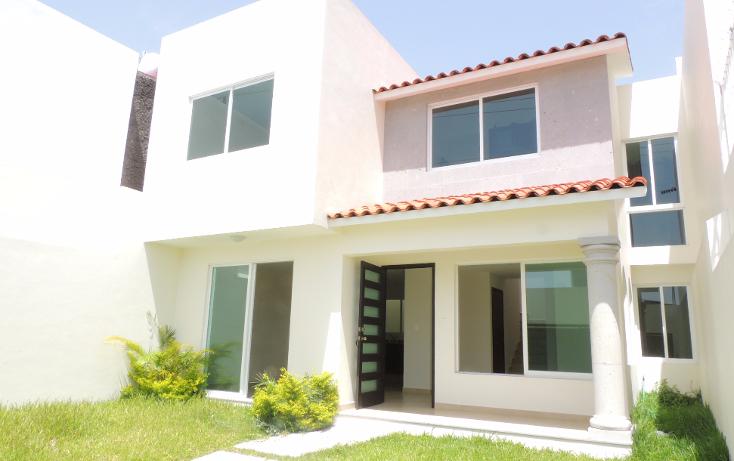 Foto de casa en venta en  , emiliano zapata, emiliano zapata, morelos, 1162291 No. 01