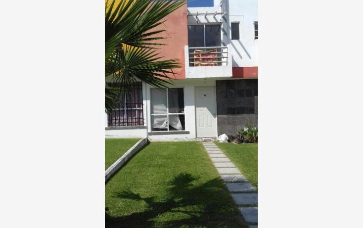 Foto de casa en renta en  , emiliano zapata, emiliano zapata, morelos, 1984112 No. 01