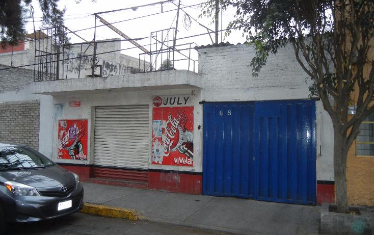 Foto de casa en venta en  , emiliano zapata fraccionamiento popular, coyoac?n, distrito federal, 1678322 No. 01