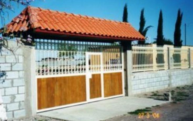 Foto de rancho en venta en  , emiliano zapata, gómez palacio, durango, 396669 No. 01