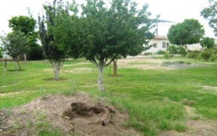 Foto de rancho en venta en  , emiliano zapata, gómez palacio, durango, 396669 No. 04