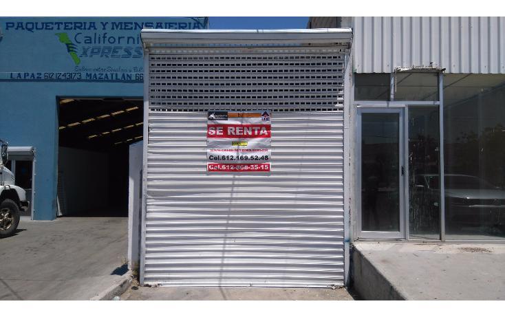 Foto de local en renta en  , emiliano zapata, la paz, baja california sur, 1066477 No. 01