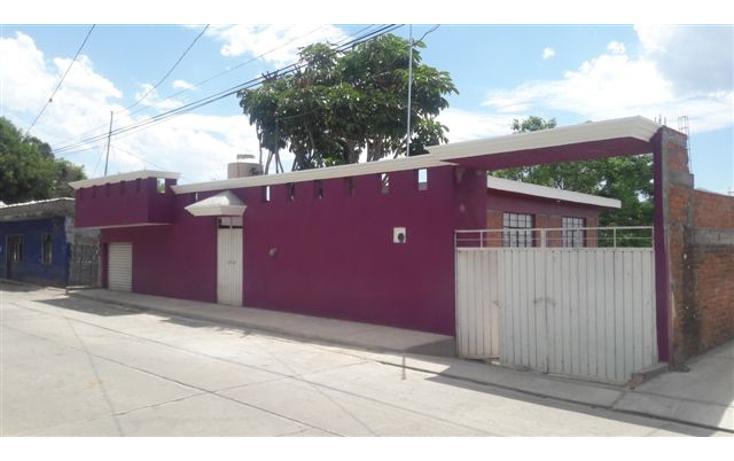 Foto de casa en venta en  , emiliano zapata, morelia, michoacán de ocampo, 1990762 No. 01