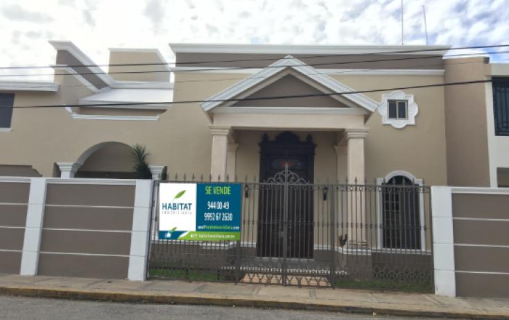 Foto de casa en venta en, emiliano zapata nte, mérida, yucatán, 1600442 no 01
