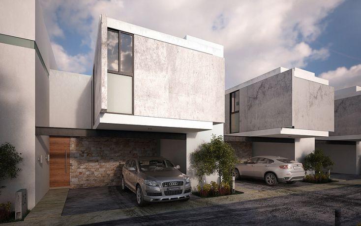 Foto de casa en condominio en venta en, emiliano zapata nte, mérida, yucatán, 1674810 no 02