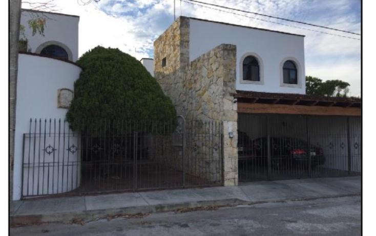 Foto de casa en venta en, emiliano zapata nte, mérida, yucatán, 1722436 no 01