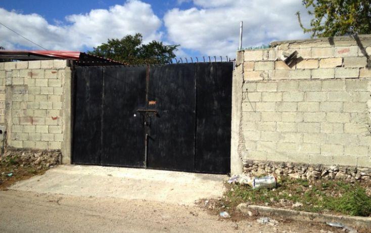 Foto de terreno comercial en venta en, emiliano zapata ote, mérida, yucatán, 1294637 no 01