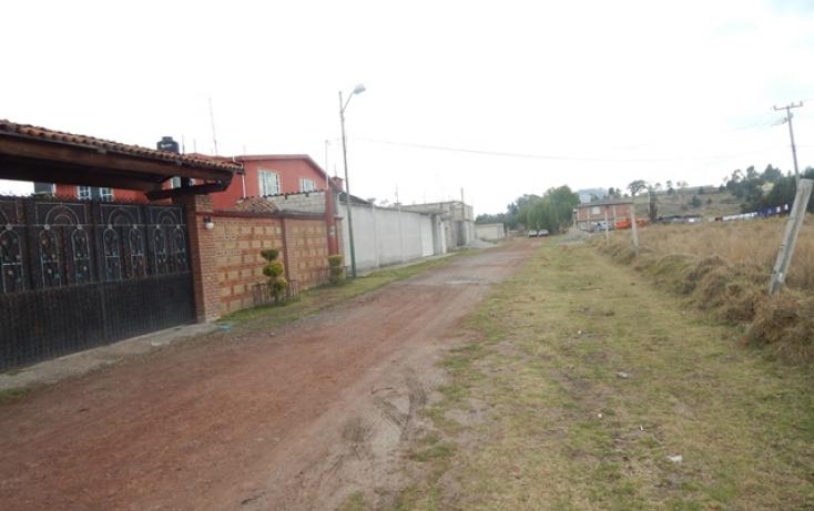 Foto de terreno habitacional en venta en emiliano zapata, paseos san martín, toluca, estado de méxico, 849569 no 01