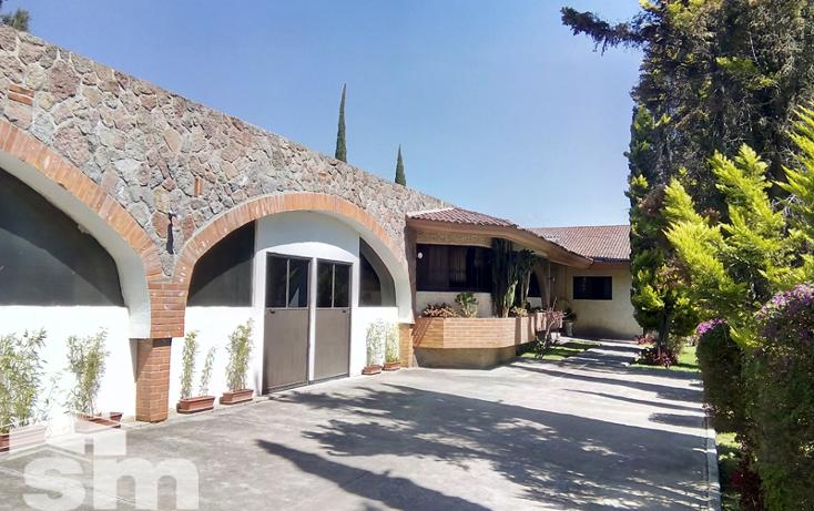 Foto de casa en renta en  , emiliano zapata, san andrés cholula, puebla, 1758002 No. 01