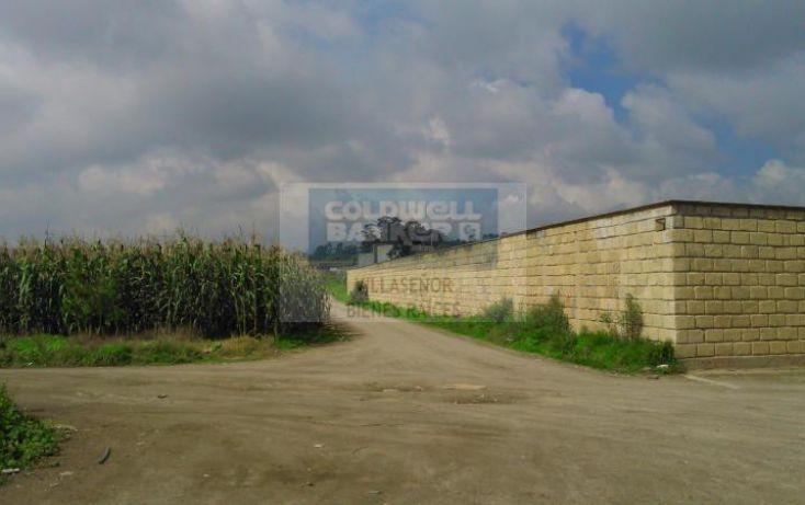 Foto de terreno habitacional en venta en emiliano zapata, santa maría nativitas, calimaya, estado de méxico, 600906 no 01