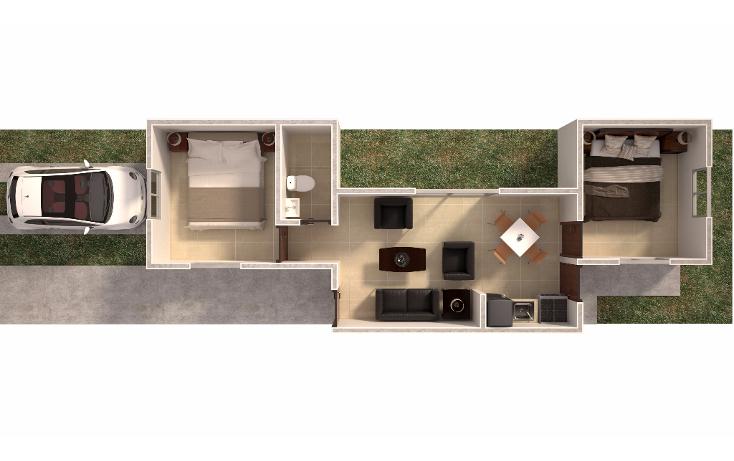 Foto de casa en venta en  , emiliano zapata sur iii, m?rida, yucat?n, 1132187 No. 03