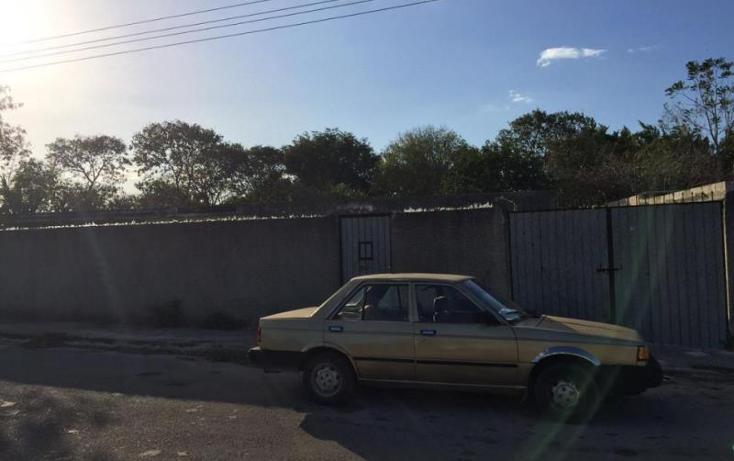 Foto de terreno habitacional en venta en  , emiliano zapata sur iii, mérida, yucatán, 1980114 No. 05
