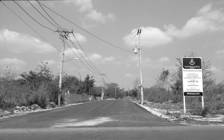 Foto de terreno comercial en venta en  , emiliano zapata sur, mérida, yucatán, 1183517 No. 03