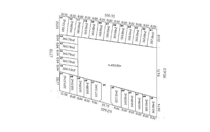 Foto de terreno comercial en venta en  , emiliano zapata sur, mérida, yucatán, 1183517 No. 05