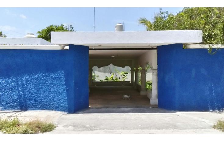 Foto de casa en venta en  , emiliano zapata sur, mérida, yucatán, 1400723 No. 01