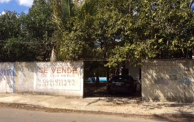 Foto de casa en venta en  , emiliano zapata sur, mérida, yucatán, 1541866 No. 01