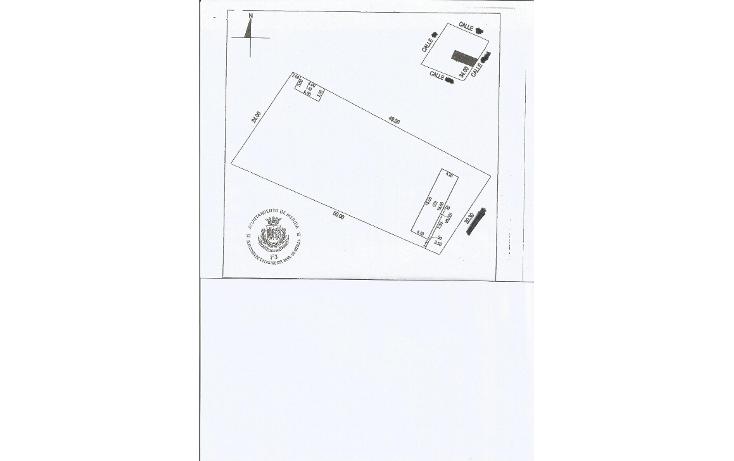 Foto de terreno habitacional en venta en  , emiliano zapata sur, mérida, yucatán, 1661680 No. 02