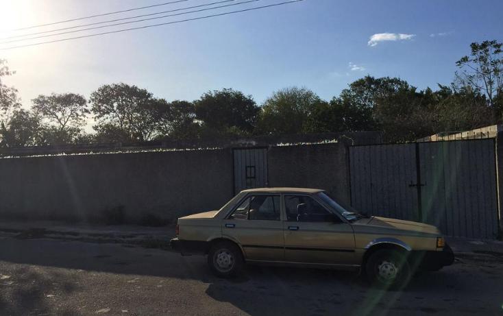 Foto de terreno habitacional en venta en  , emiliano zapata sur, mérida, yucatán, 1661680 No. 05