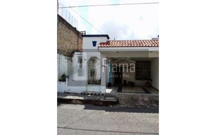 Foto de casa en venta en  , emiliano zapata, tepic, nayarit, 1140749 No. 01
